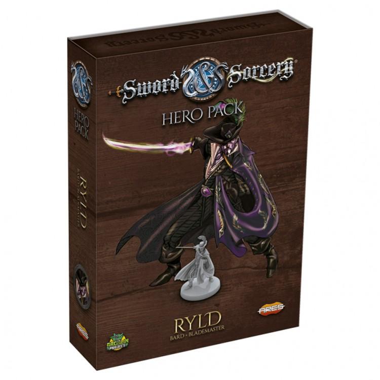 Sword & Sorcery: Ryld Hero Pack