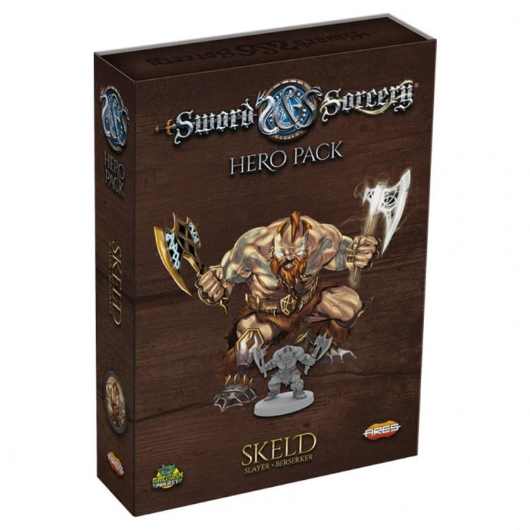 Sword & Sorcery: Skeld Hero Pk