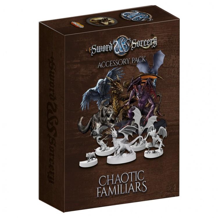 Sword & Sorcery: Chaotic Familiars
