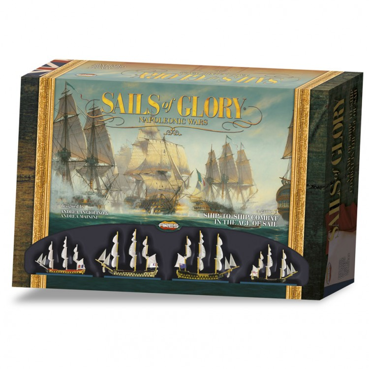 Sails of Glory Napoleonic Starter Set