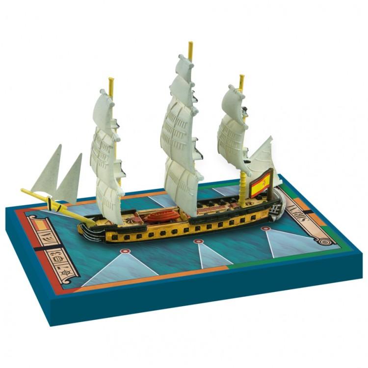 SGN: SP Sirena 1793 Frigate