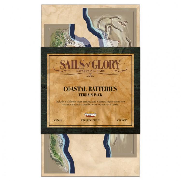 SGN: Terrain Pack: Coastal Batteries