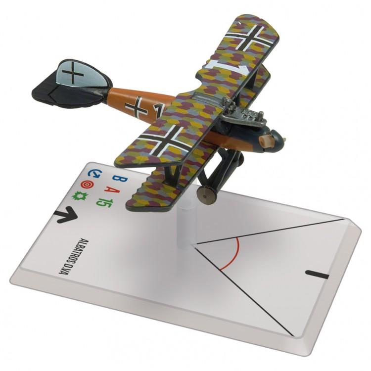 WG: WW1: Albatros D.V (Weber)