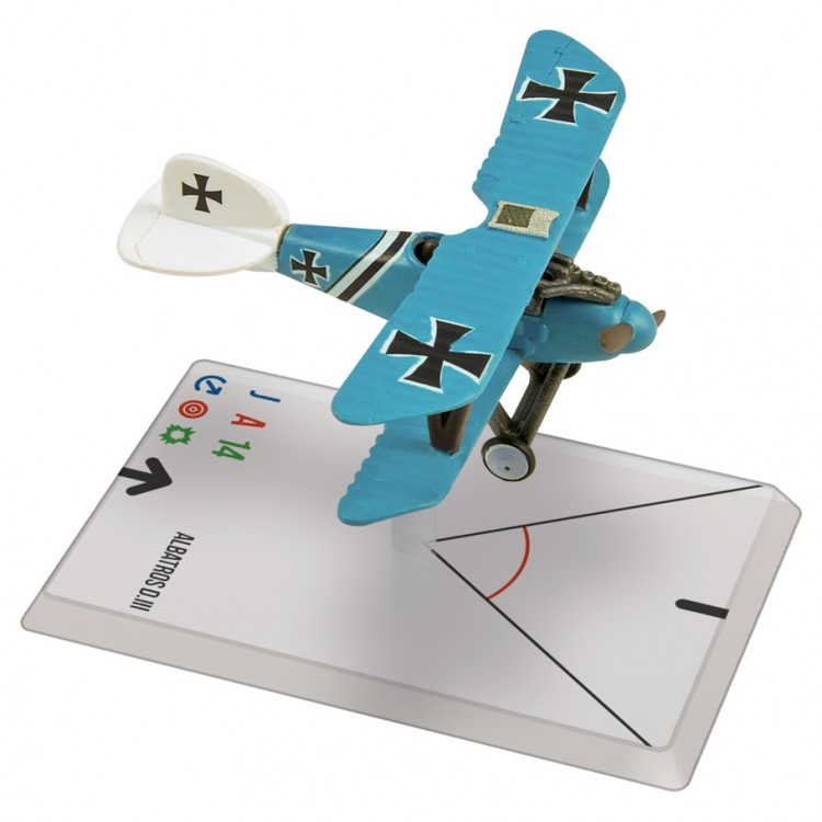 WG: WW1: Albatros D.III (Frommherz)