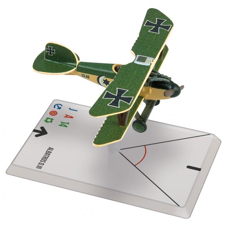 WG: WW1: Albatros D.III (Gruber)