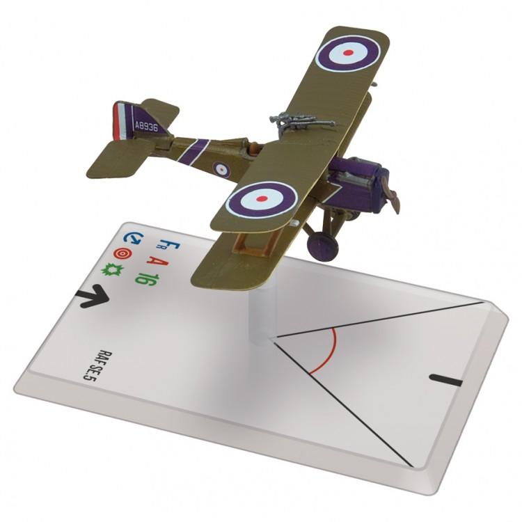 WG: WW1: RAF SE.5 (Bishop)