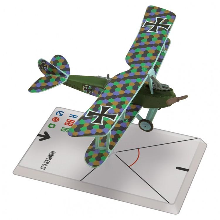 WG: WW1: Rumpler C.IV ( Luft.8231)