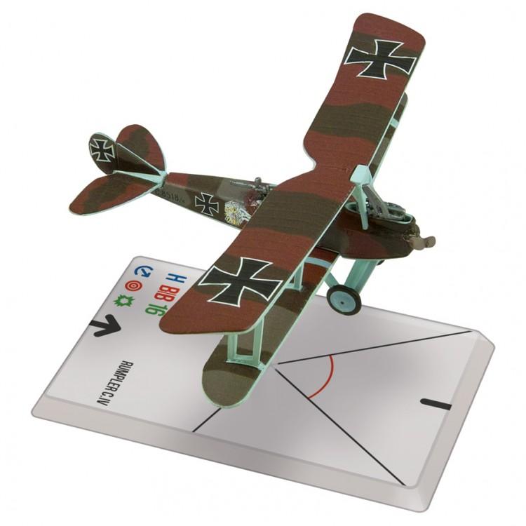 WG: WW1: Rumpler C.IV (Ziegert)