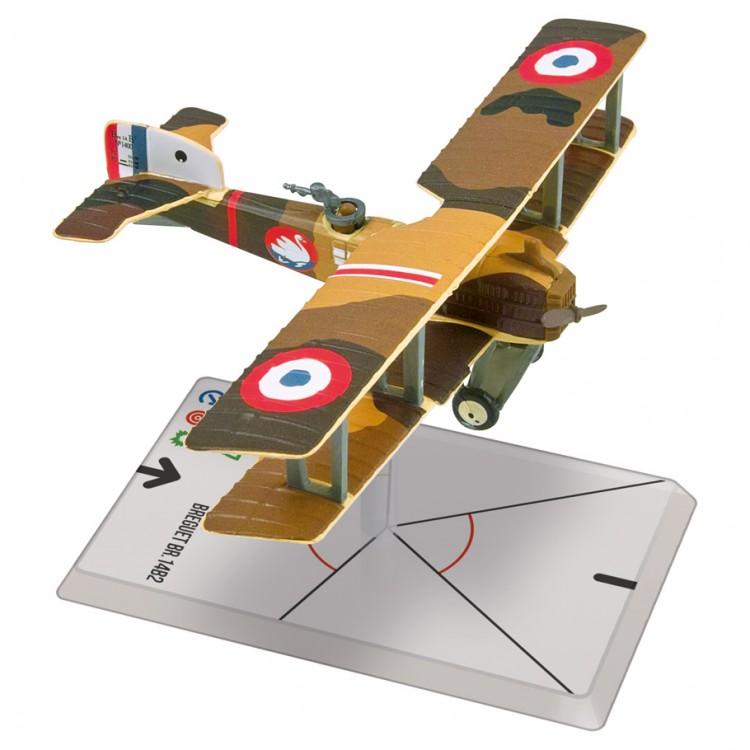 WG: WW1: Breguet BR.14 B2 (Escadrille)