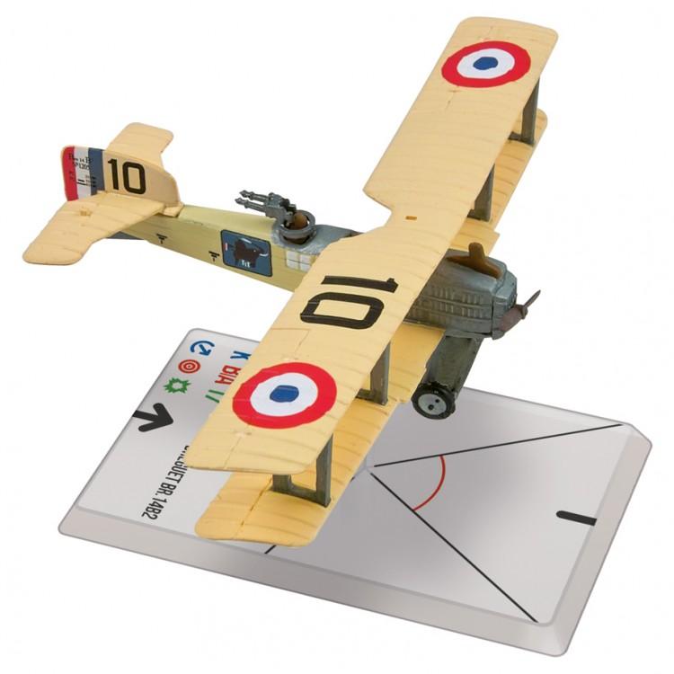 WG: WW1: Breguet BR.14 B2 (Audinot/Hel)