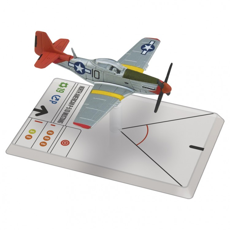 WG: WW2: P-51D Mustang Ellington