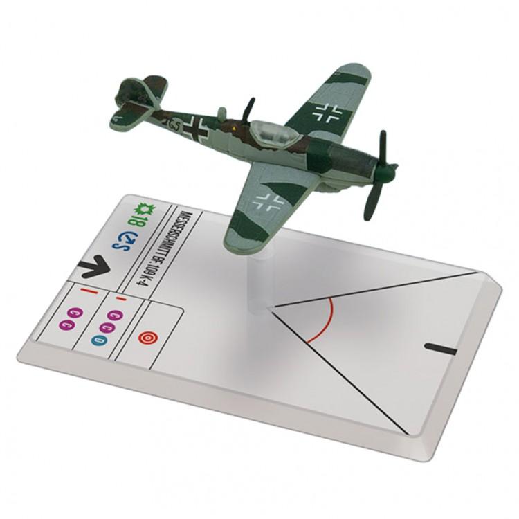 WG:WW2:Messerschmitt Bf109 K-4 (1./JG77)