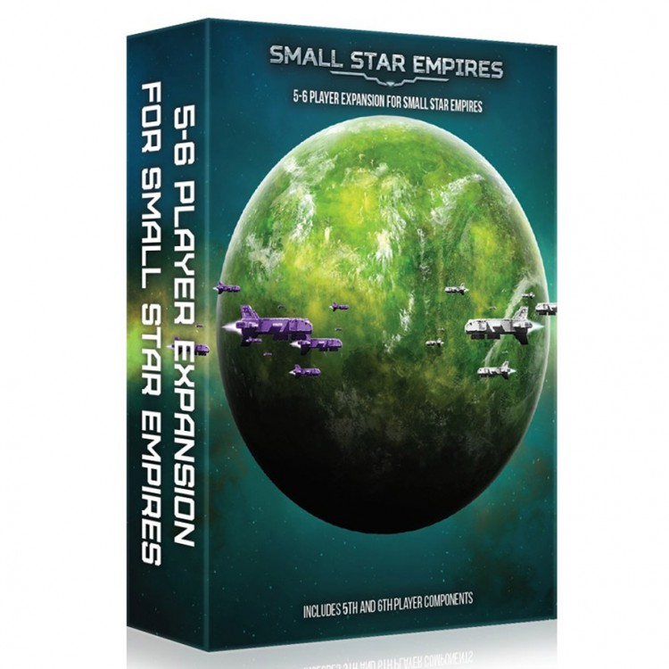 Small Star Empires: 5-6 Player Exp