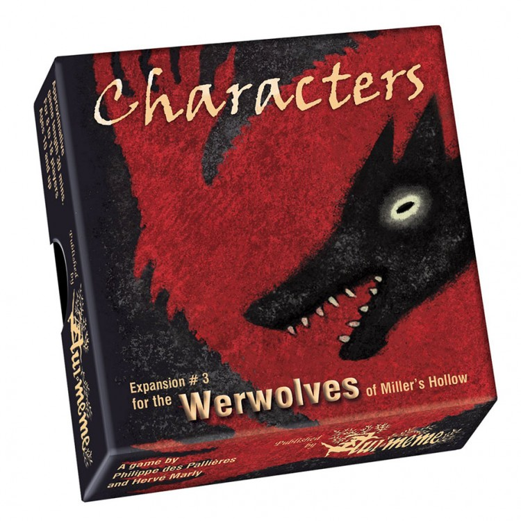 Werewolves of Millers Hollow: Characters