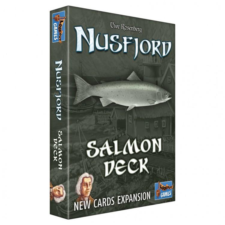 Nusfjord: Salmon Deck