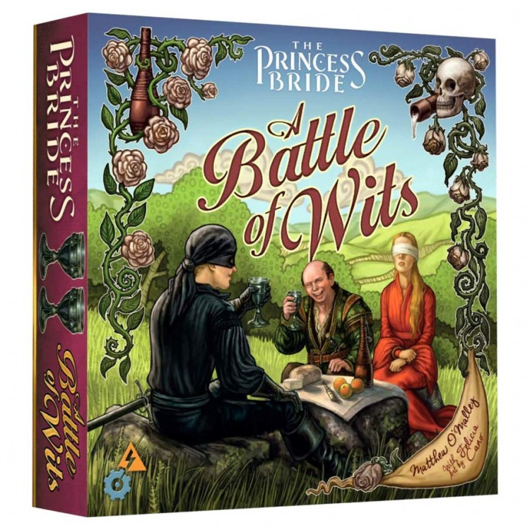 The Princess Bride Battle of Wits