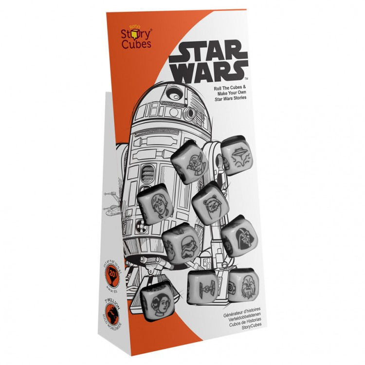 SW: Rory's Story Cubes (Peg)