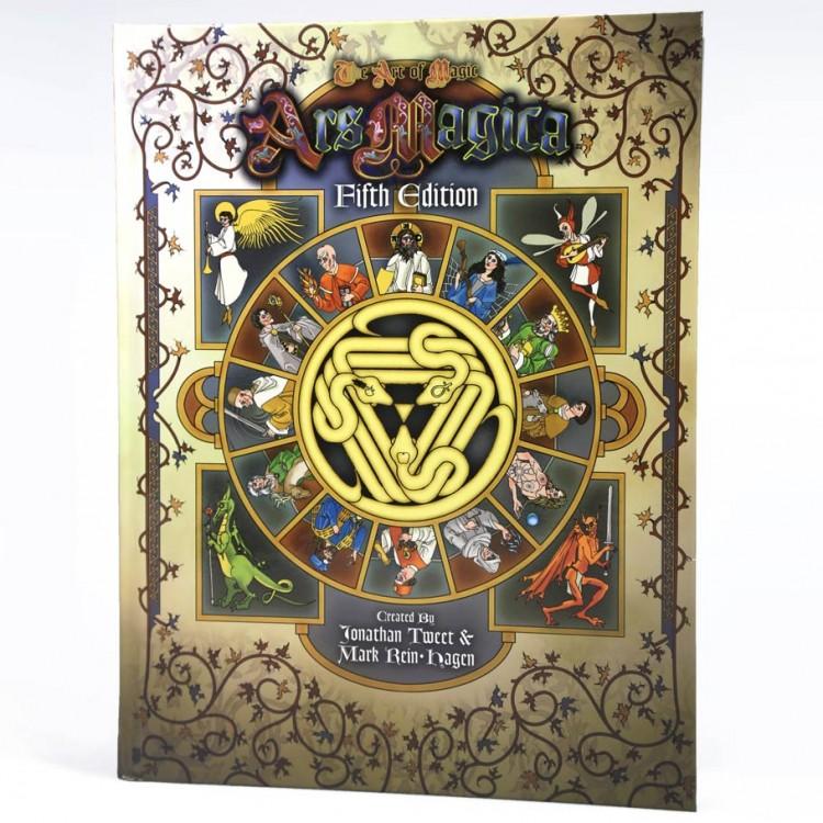 AM: Ars Magica 5th Edition