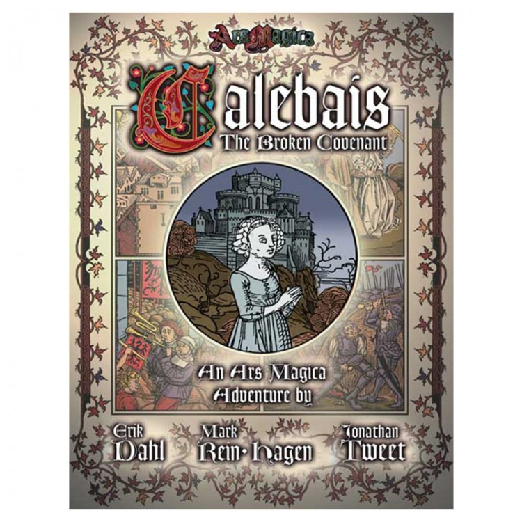 AM: The Broken Covenant of Calebais