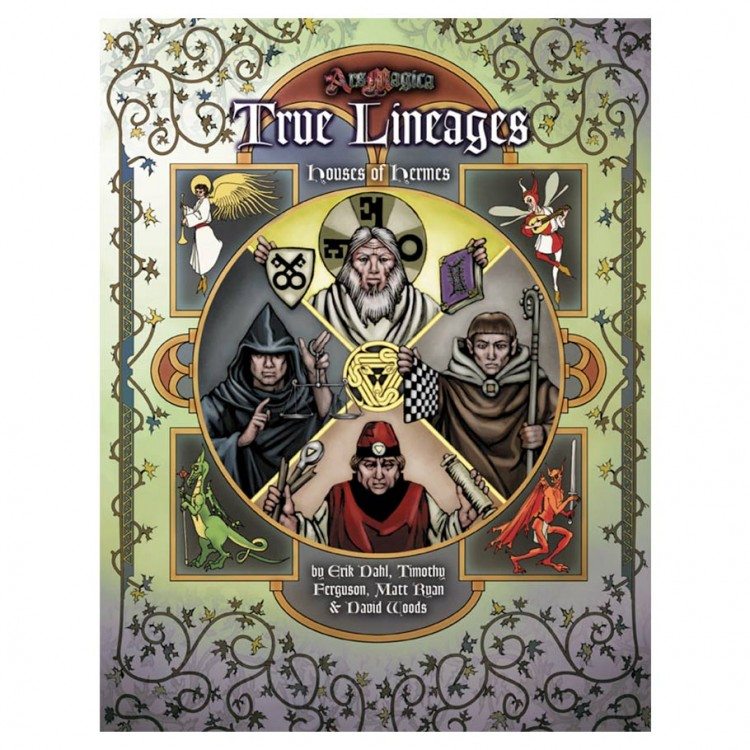 AM: Houses of Hermes: True Lineages
