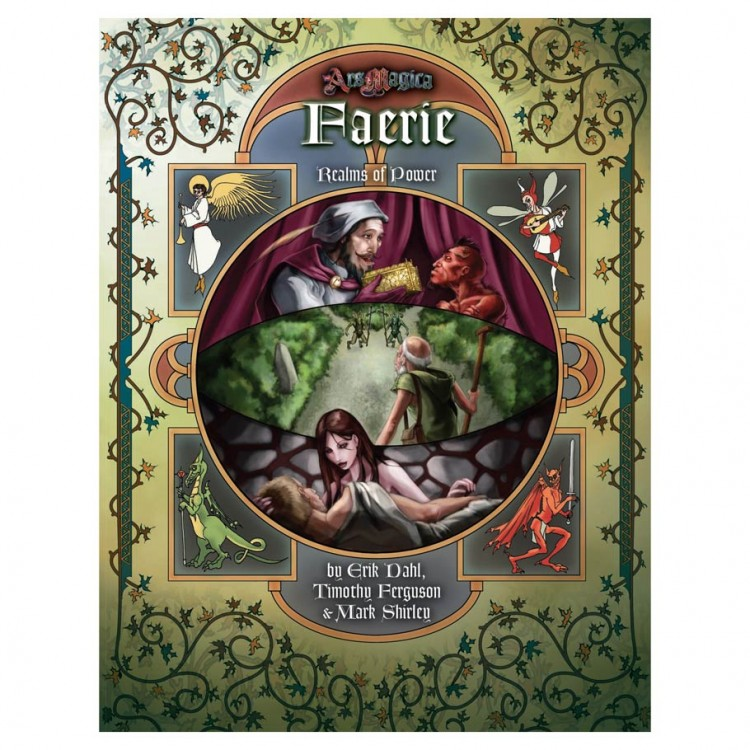 AM: Realms of Power: Faerie