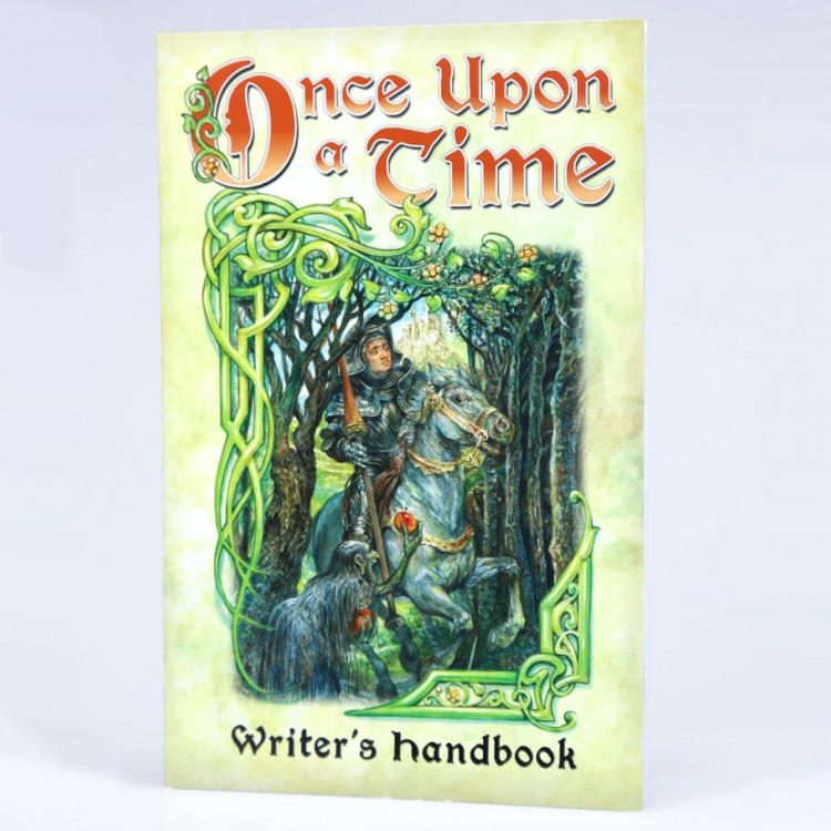 Once Upon A Time Writers Handbook