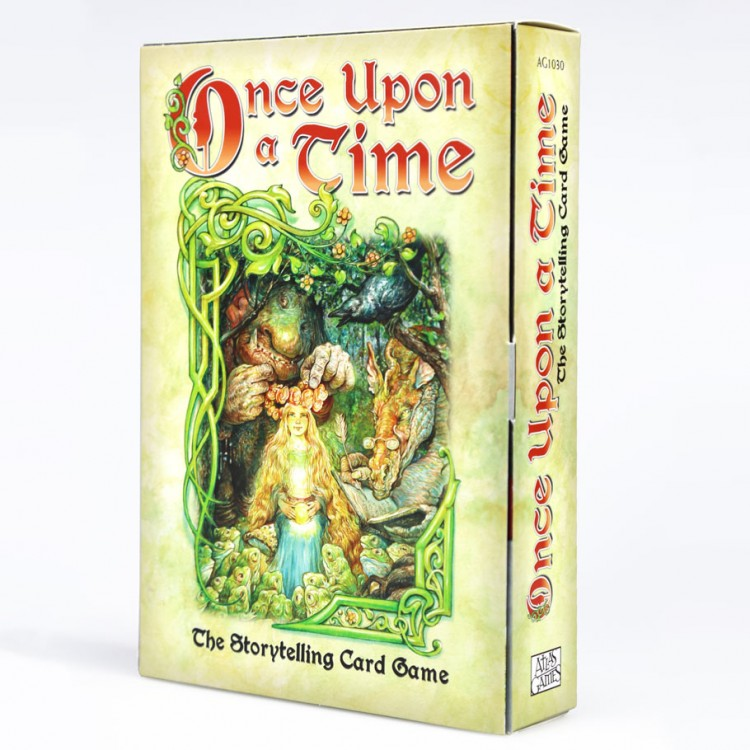 Once Upon A Time 3rd Edition DEMO