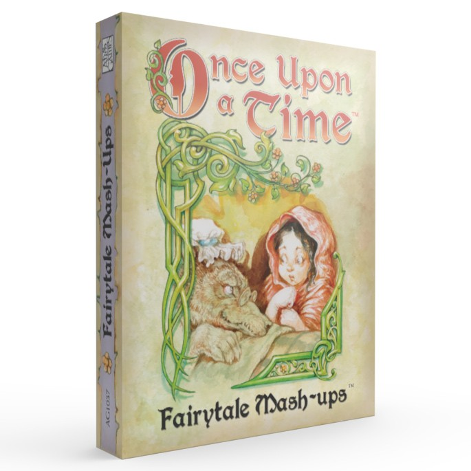 Once Upon a Time: Fairytale Mash-ups