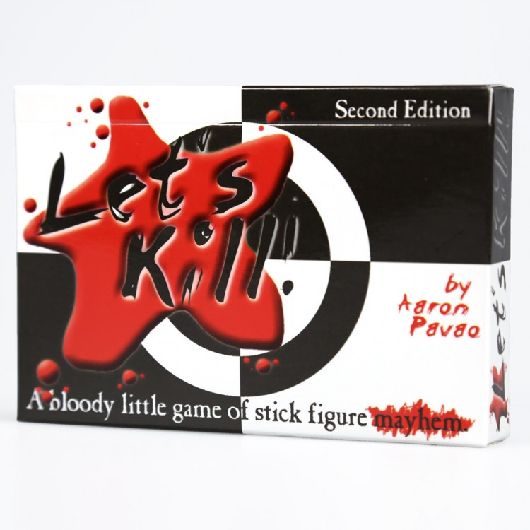 Lets Kill 2nd Edition
