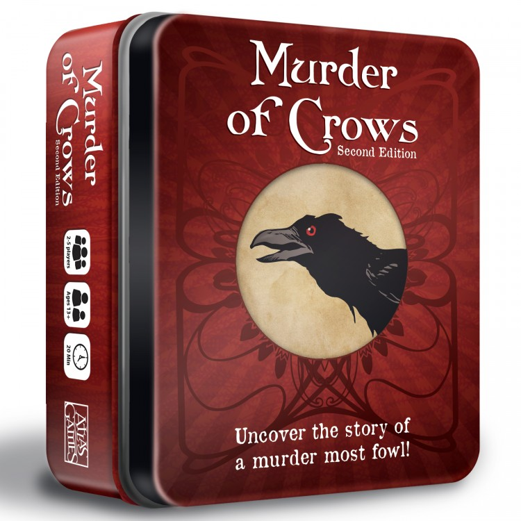 Murder of Crows 2E