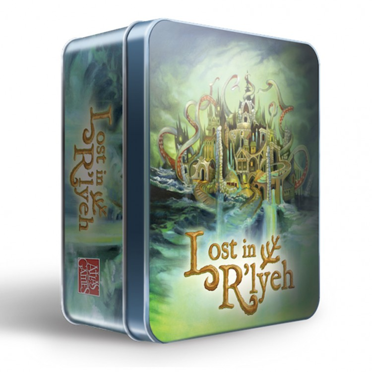 Lost in R'lyeh DEMO