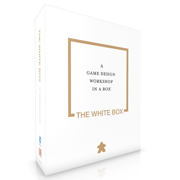 The White Box: A Game Design Kit
