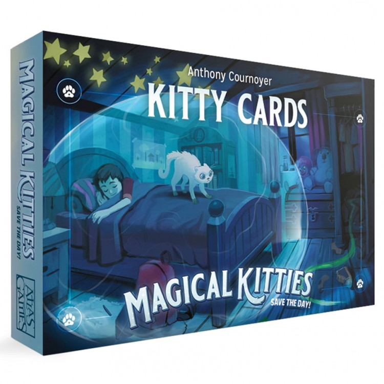 Magical Kitties Kitty Cards