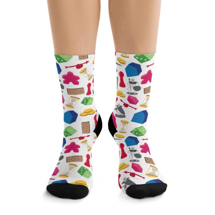 Pixel Games Socks