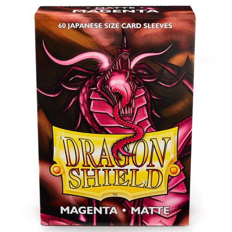 DP: DS: Japanese Matte: Magenta (60)