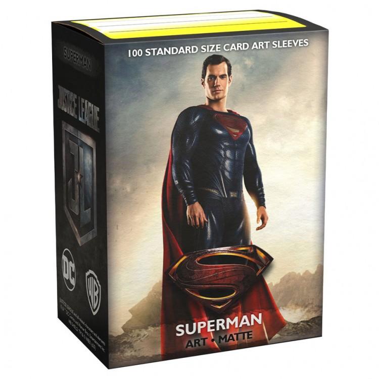 DP: Art: Matte JL: Superman (100)
