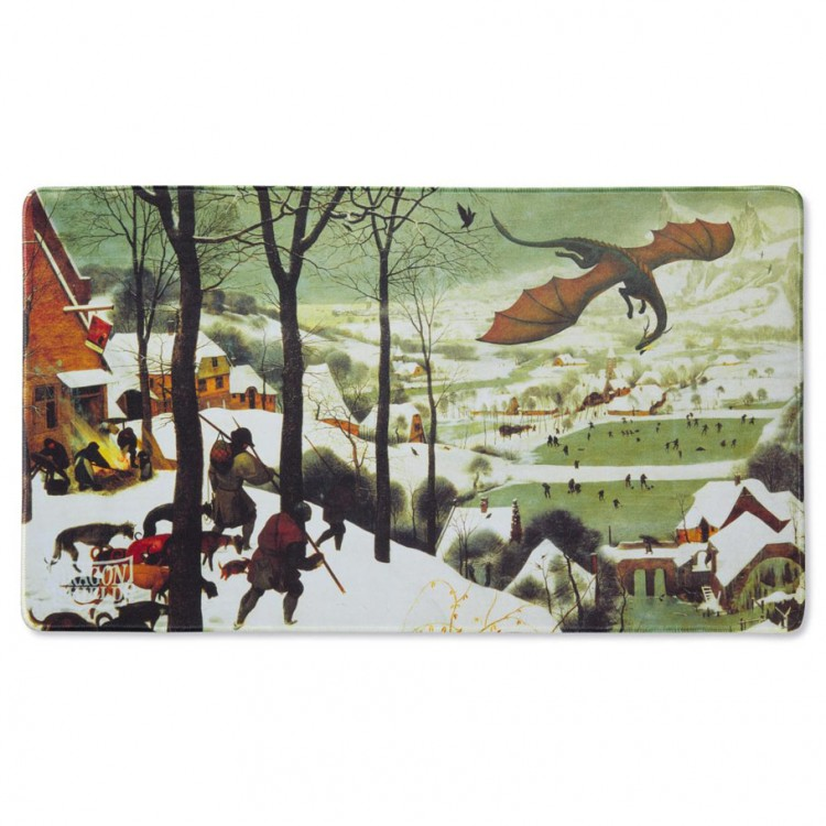 Play Mat: DS: Art Hunters in the Snow