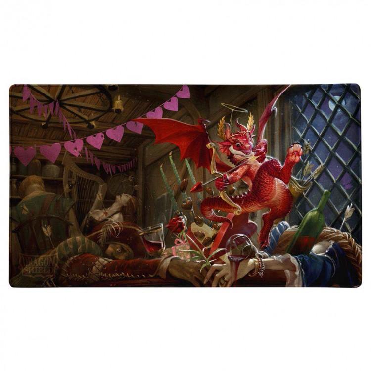 Play Mat: Valentine Dragon