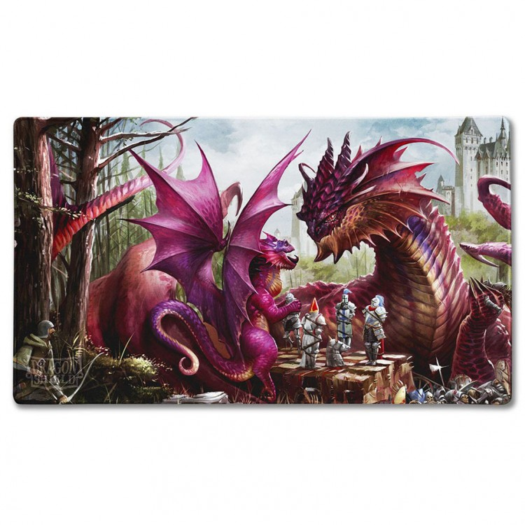 Play Mat: DS: Art: Father's Day Dragon