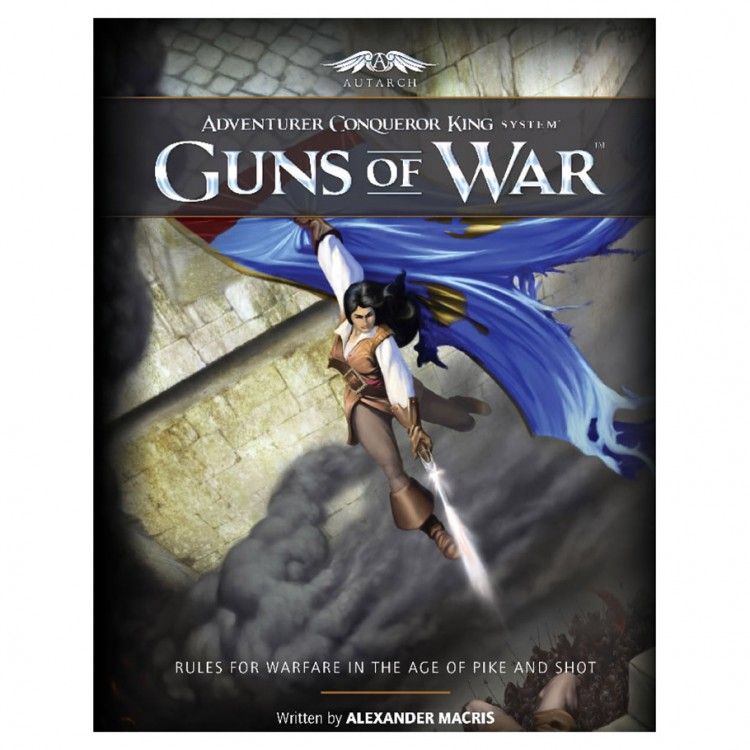 ACKS: Guns of War