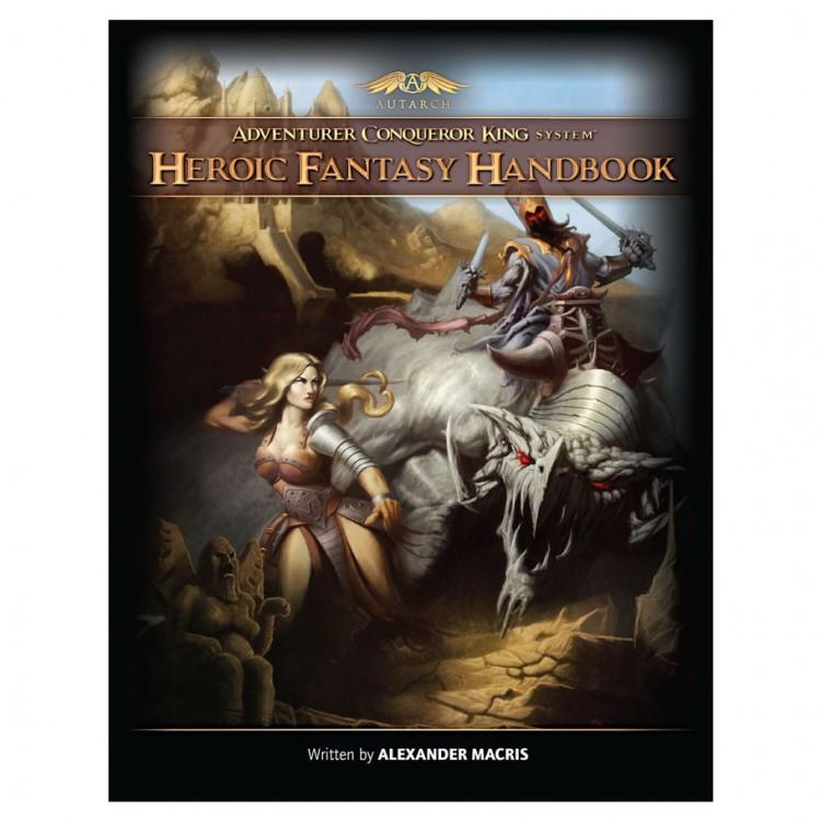 Heroic Fantasy Handbook (HC)