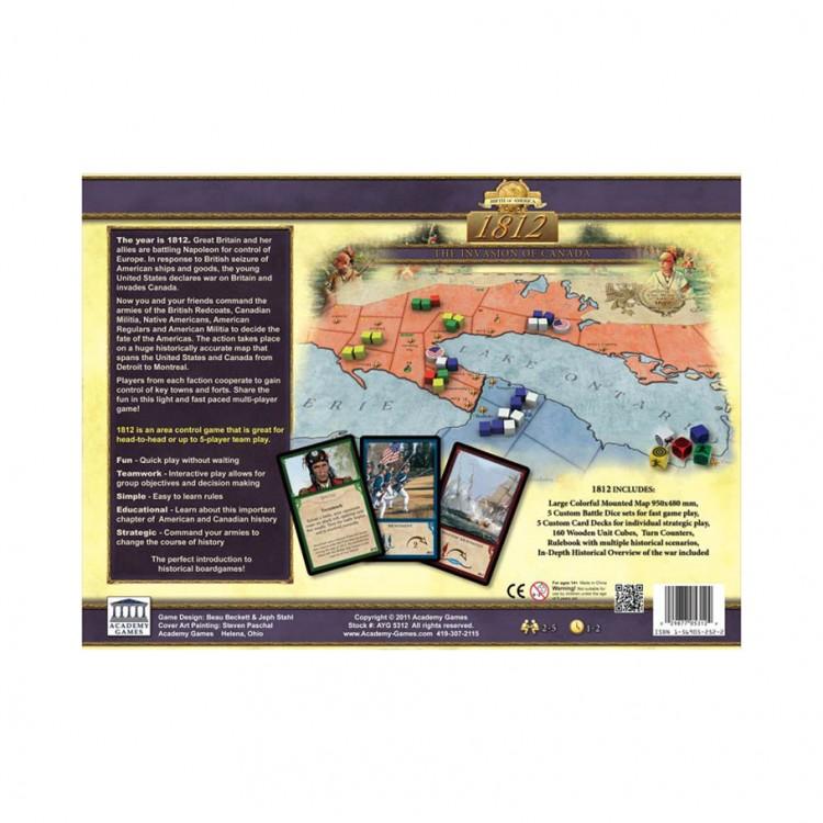 BoA: 1812 : The Invasion of Canada