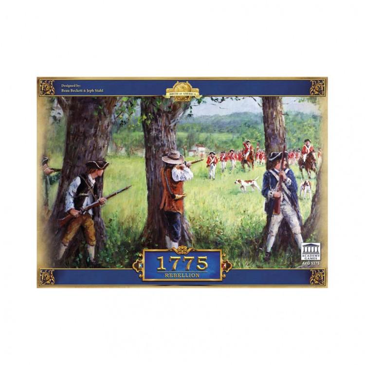 BoA: 1775: Rebellion
