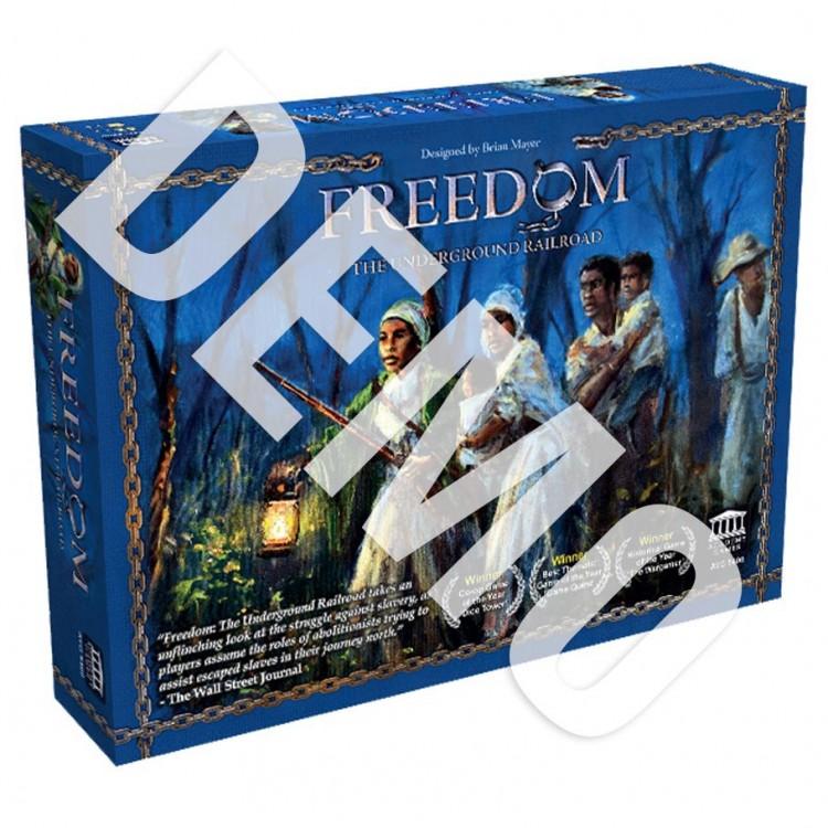 Freedom: The Unerground Railroad Demo