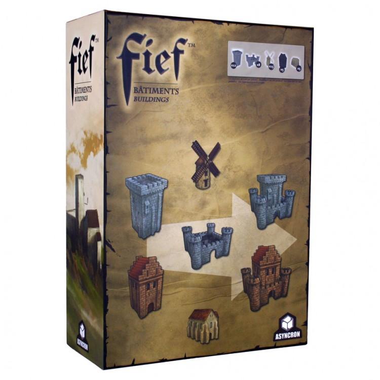 Fief: Buildings Pack