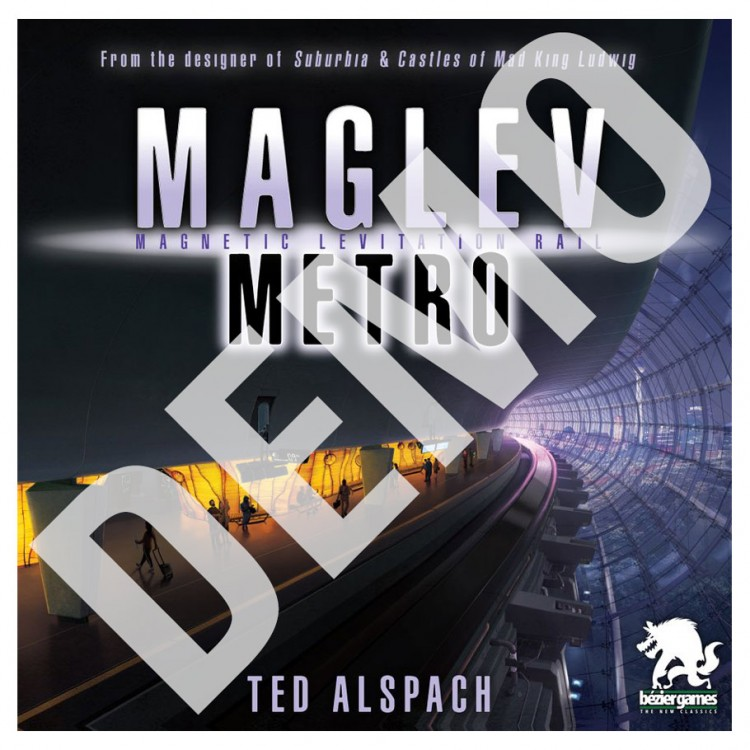 Maglev Metro DEMO
