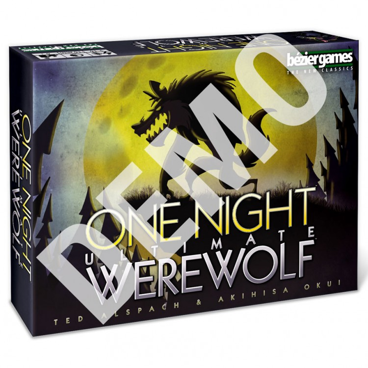 One Night Ultimate Werewolf Demo