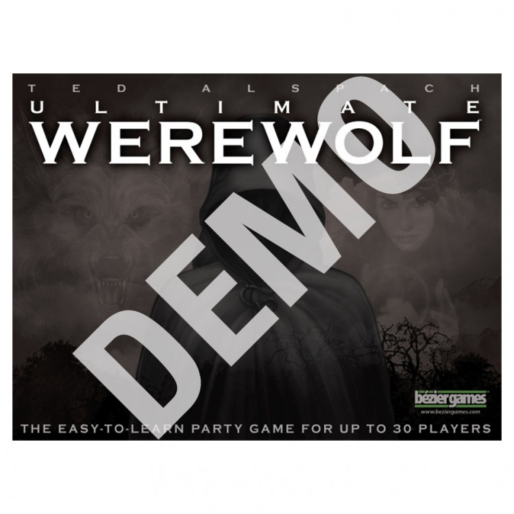 Ultimate Werewolf Demo