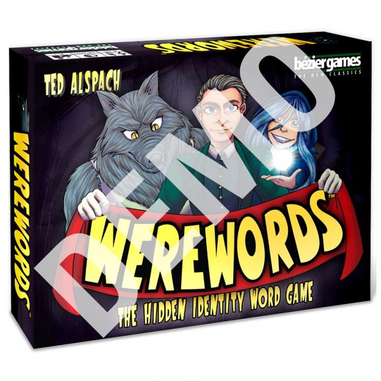 Werewords Demo