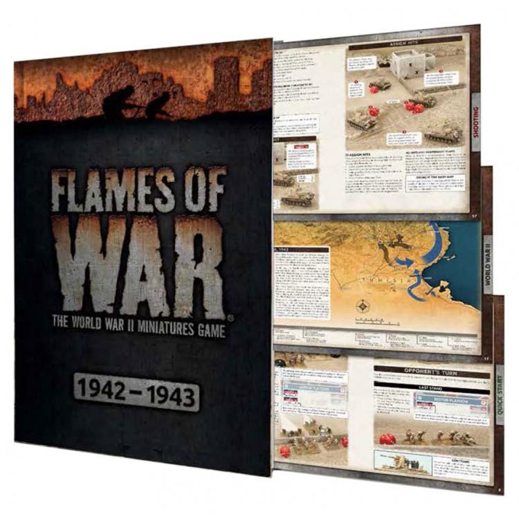 Flames of War 4th Ed. Rulebook MW